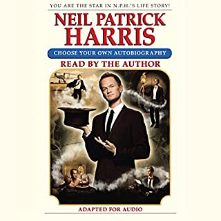 Neil Patrick Harris: Choose Your Own Autobiography cover art
