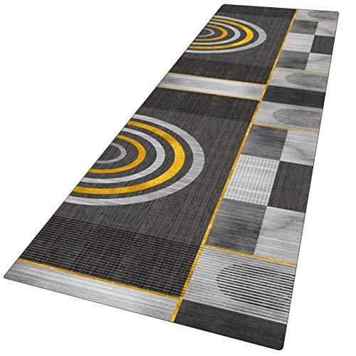 WZLL Runner Rug Modern Hallway Carpet Runners for Corridor Kitchen Bedroom Hotel Non-Slip Long Floor Mat (Color : Multi-Colored, Size : 70x200cm)