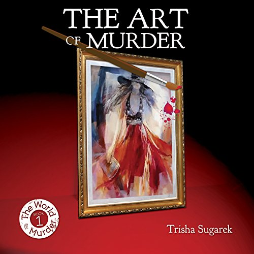 The Art of Murder audiobook cover art