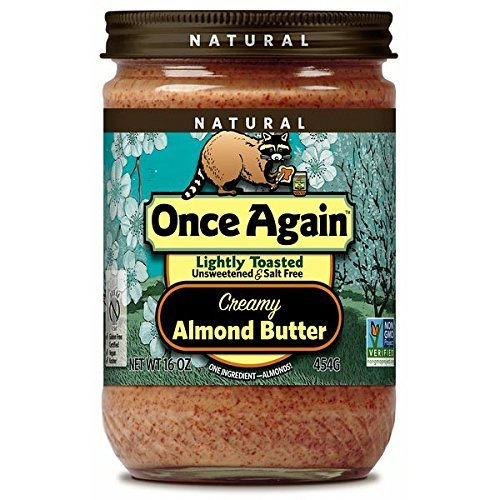 Almond Omaha Mall Butter Once Product again Lightly Creamy Forme oz. Toasted 16