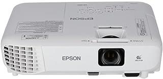 Epson W05 WXGA 3LCD (WXGA 1280 x 800 Pixels, 3300 Lumens, Contraste 15000: 1, 1 x HDMI , Blanc