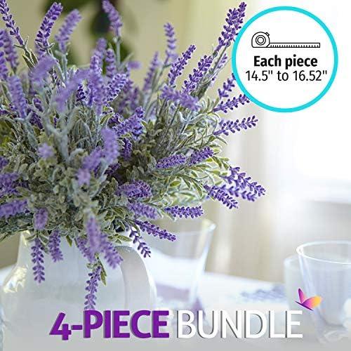 Rustic metal flowers wholesale _image3