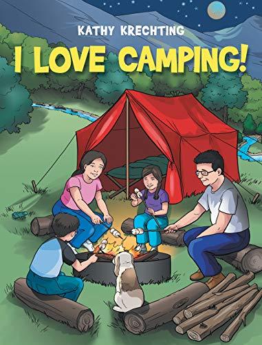 I Love Camping! (English Edition)