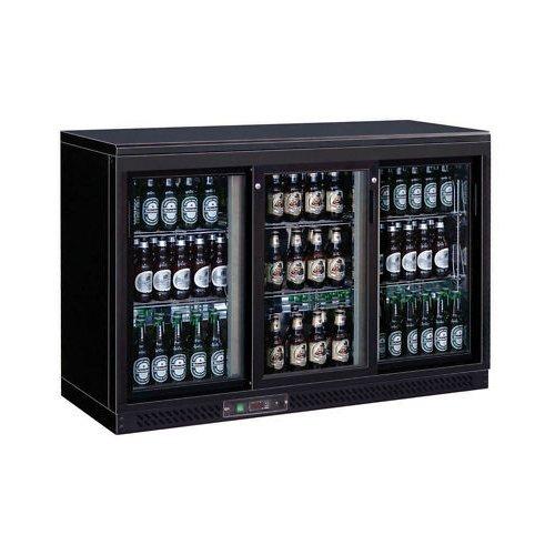 Vetrina frigorifero frigor banco bar cm 135x53x92 +2 +8 RS2707