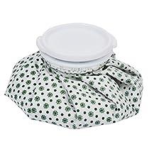 ROSENICE アイスバッグ 冷たいパック スポーツ痛み救済 11インチ(緑 白)