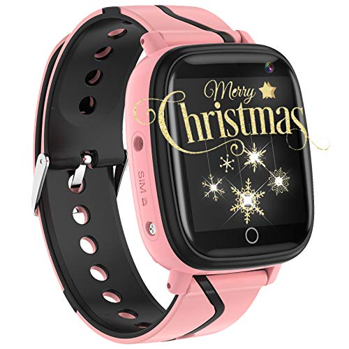 【Kids Smartwatch】- Children's Smart Watch Phone, 10 Can Be Set Name SOS Two-Way Calling Music...
