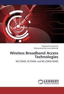 Wireless Broadband Access Technologies