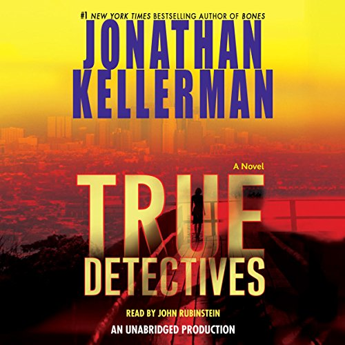 True Detectives audiobook cover art