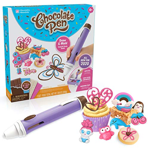 Real Cooking Chocolate Pen  Draw in Chocolate and DIY Your Own Baking Creations!