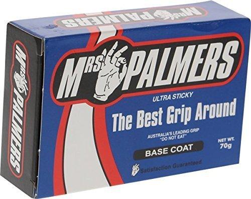 Mrs Palmers Wax Base Coat - Single Bar by Mrs Palmers