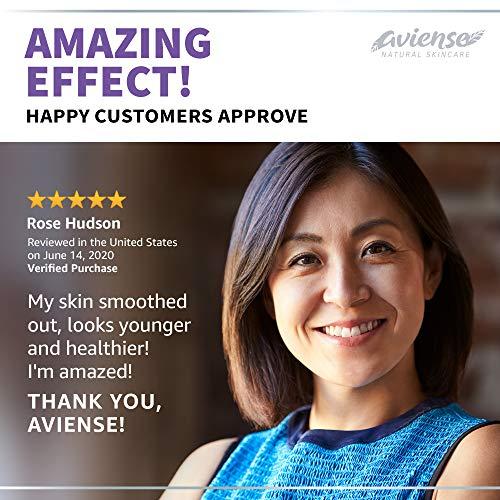 51OFfoa3F L - Anti Wrinkle Cream for Face - Retinol & Collagen Anti Aging Cream - Made in USA - Fine Lines & Wrinkle Repair - Retinol Cream for Face with Hyaluronic Acid & Vitamin E - Face Moisturizer for Women & Men