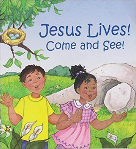 Jezus leeft, kom en zie