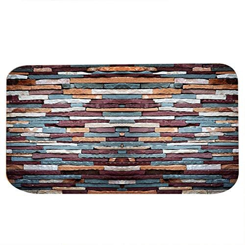 Office bureaustoel mat voor vloerbedekking, anti-slip vloer matten bureaustoel vloermatten tapijten badkamer keuken mat