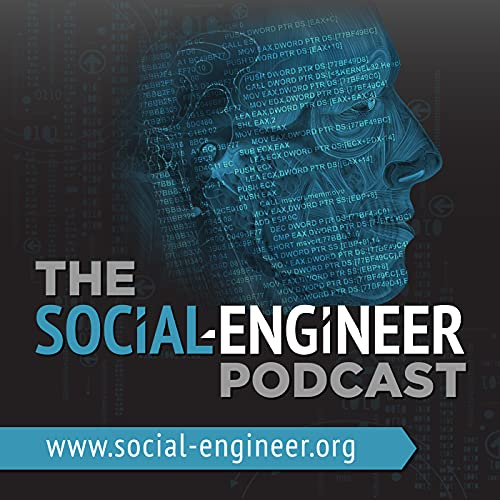 The Social-Engineer Podcast Podcast By Social-Engineer LLC cover art