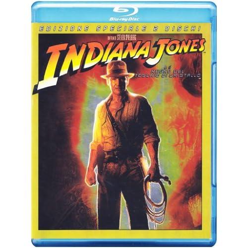 Indiana Jones E Il Regno Del Teschio Di Cristallo (Special Edition) (2 Blu-Ray)