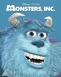 Monsters, Inc. [Blu-ray] [Region Free] (B001NN4162) | Amazon price tracker / tracking, Amazon price history charts, Amazon price watches, Amazon price drop alerts