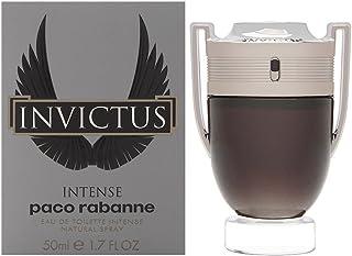 Invictus Intense by Paco Rabanne - perfume for men - Eau de Toilette, 50ml