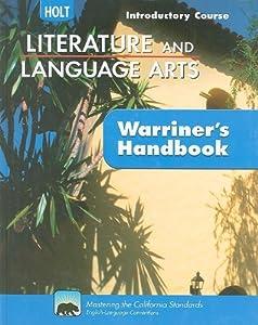 Literature & Language Arts Introduct...