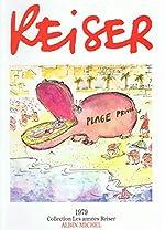 Plage privée : 1979 de Reiser