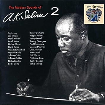 The Modern Sounds of A.K. Salim - 2