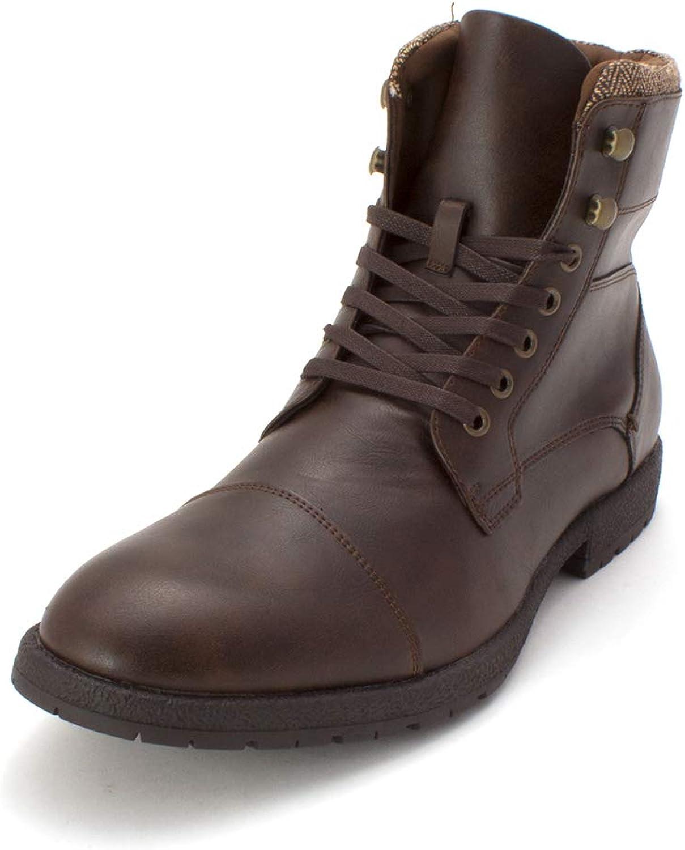 Arizona Jean Co Womens Gable Closed Toe Ankle Fashion Boots