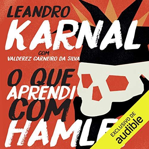 O que aprendi com Hamlet [What I Learned from Hamlet] cover art