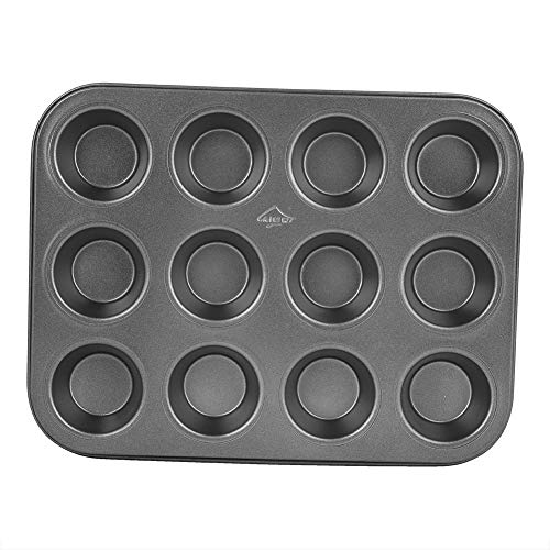 𝐂𝐡𝐫𝐢𝐬𝐭𝐦𝐚𝐬 𝐆𝐢𝐟𝐭 12 Tassen Professional Muffin/Yorkshire Pudding/Cupcake Tray Backformen Antihaft