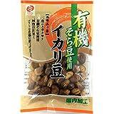ミツヤ 有機そら豆使用イカリ豆 95g ×12袋