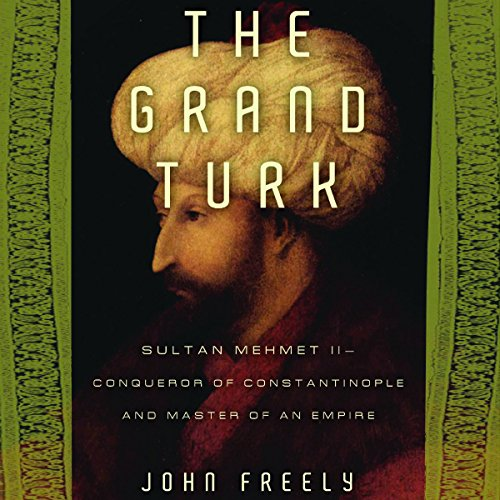 The Grand Turk audiobook cover art