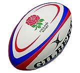 GILBERT Ballon de Rugby Réplica Nation Angleterre