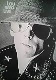 Lou Reed: Live   UK Import Plakat, Poster [59 x 84 cm]