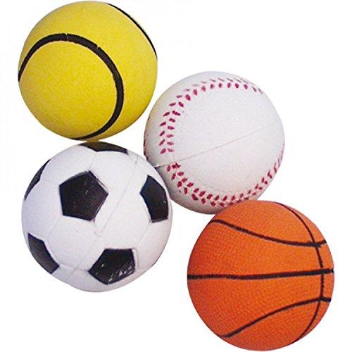 Osma NA-und 69922 Ball GUMMIBALL ca. Ø 60mm Div. Farben