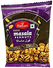 Haldirams Classic Masala Peanut, 40 gm
