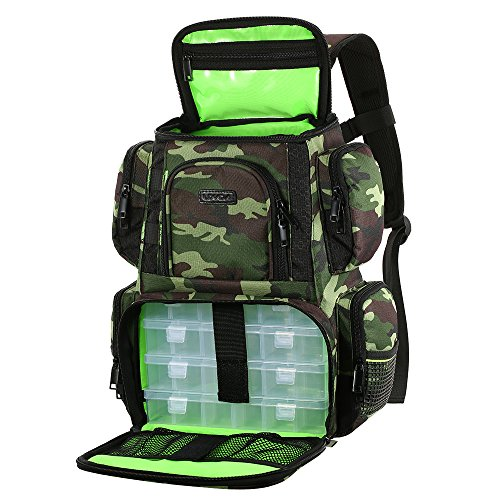 Top tackle box backpack for 2020