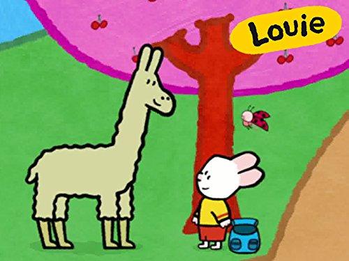 Louie, draw me a Lama
