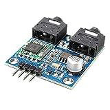 MINGMIN-DZ Dauerhaft TEA5767 FM Stereo-Funkmodul 76-108MHz mit Antenne Geekcreit for A-r-d-u-i-n-o -...