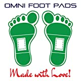 Omni Exclusive LLC Foot Pad - Upgraded Package of 100 Relief Foot Pads...