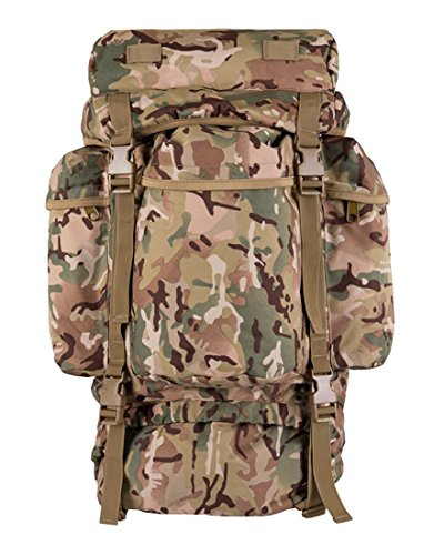 British Military Army US Molle Backpack Tactical Assault Combat Rucksack...