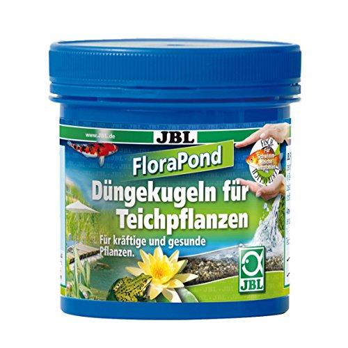 JBL Flora Pond 27380 Düngekugeln für Teichpflanzen, 8 Kugeln, 234gm