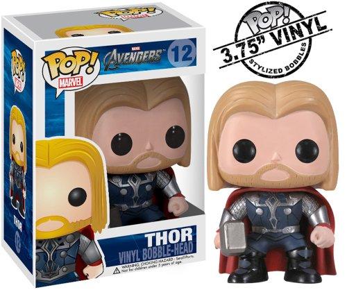 Funko Pop Marvel (Bobble): Avengers - Thor image