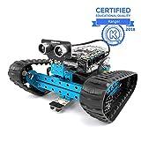 Makeblock mBot Ranger, Kit Robot programmabile per Bambini per Imparare la codifica, Kit Robot educativo 3-in-1, Tre Moduli, Versione Bluetooth, Blu, Steam Education, Regalo per i Bambini
