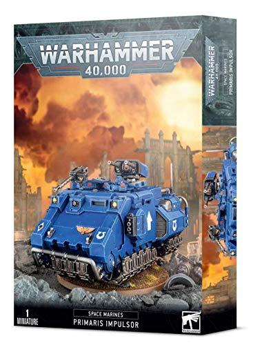 Games Workshop Warhammer 40,000: Space Marines Primaris Impulsor Plastic Kit