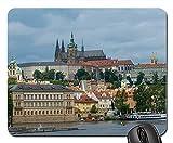 Alfombrillas de ratón - Praga Praga Moldavia República Checa Castillo de Praga