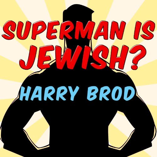 Superman Is Jewish? audiobook cover art