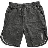 Pantaloncini Sportivi di Tendenza alla Moda da Uomo Comodi Pantaloni a Cinque Punte da Allenamento per Il Fitness Sciolto e Traspirante XL