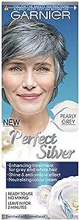 Garnier Perfect Silver neutraliserende crème voor grijs haar, grijs
