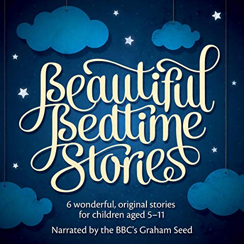 Beautiful Bedtime Stories audiobook cover art