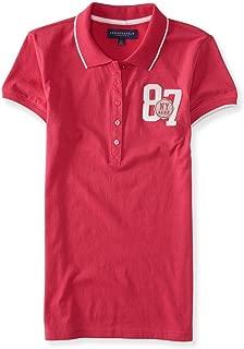 AEROPOSTALE Womens Ny 87 Polo Shirt