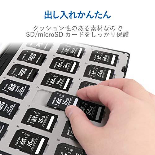 エレコム『SDカードケース(DVDトールケースサイズ)(CMC-ECSDCDC01BK)』