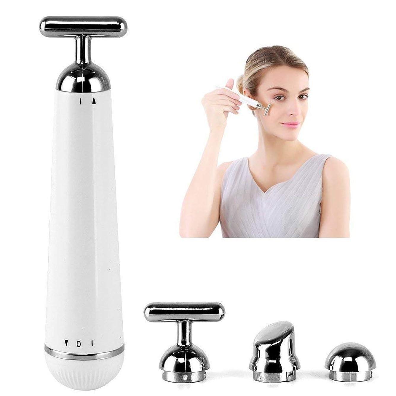 ビンホステス流体多機能さわやかな肌美容フェイシャルマッサージ美容バーフェイスリフト電動フェイシャルリフト美容機器イオンアイズフェイシャルマッサージ